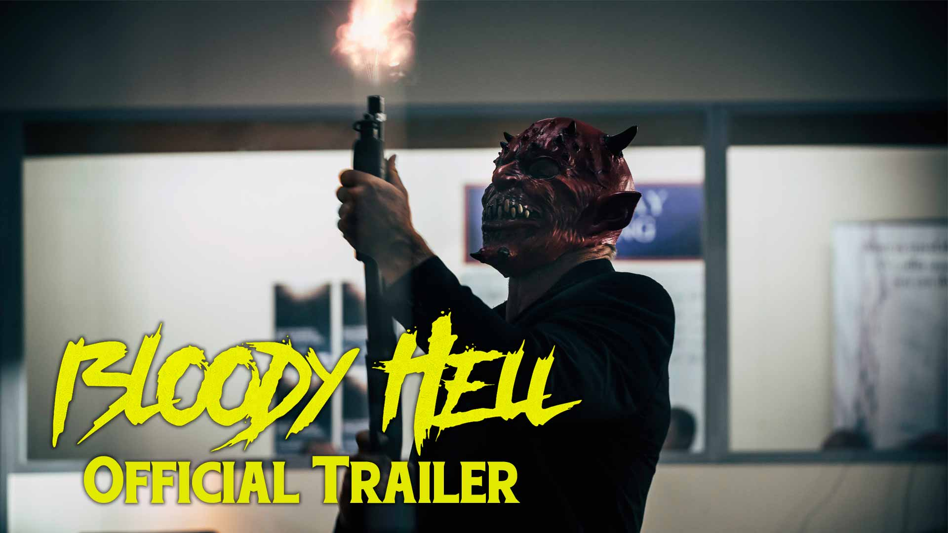 Bloody Hell Official Trailer #1